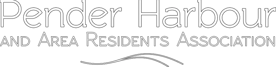 Pender Harbour and Area Residents Association
